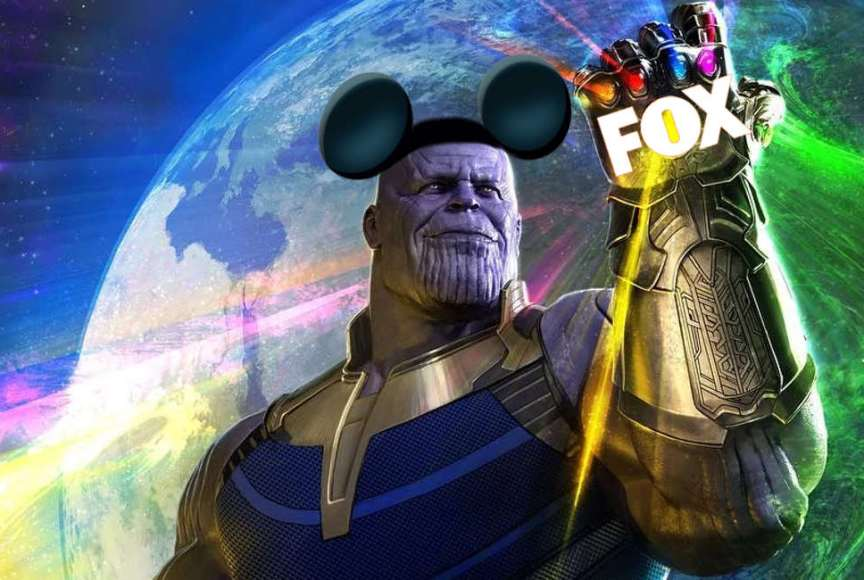 O que pode acontecer se a Disney comprar a Fox - Compra da Fox pela Disney é aprovada - Deadpool - Disney