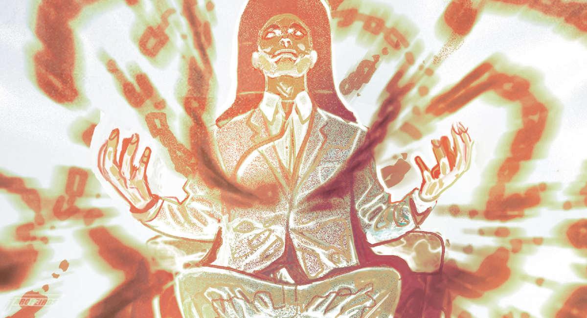 Professor Xavier voltou dos mortos