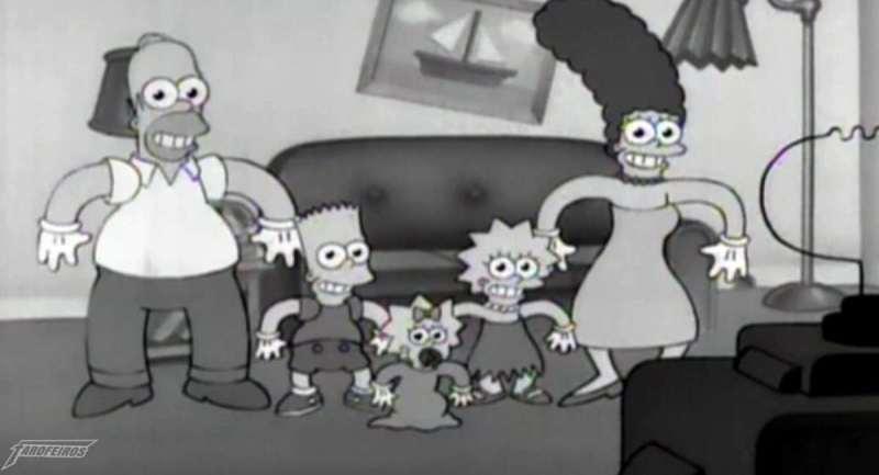 Simpsons Mickey Mouse Style - O que pode acontecer se a Disney comprar a Fox