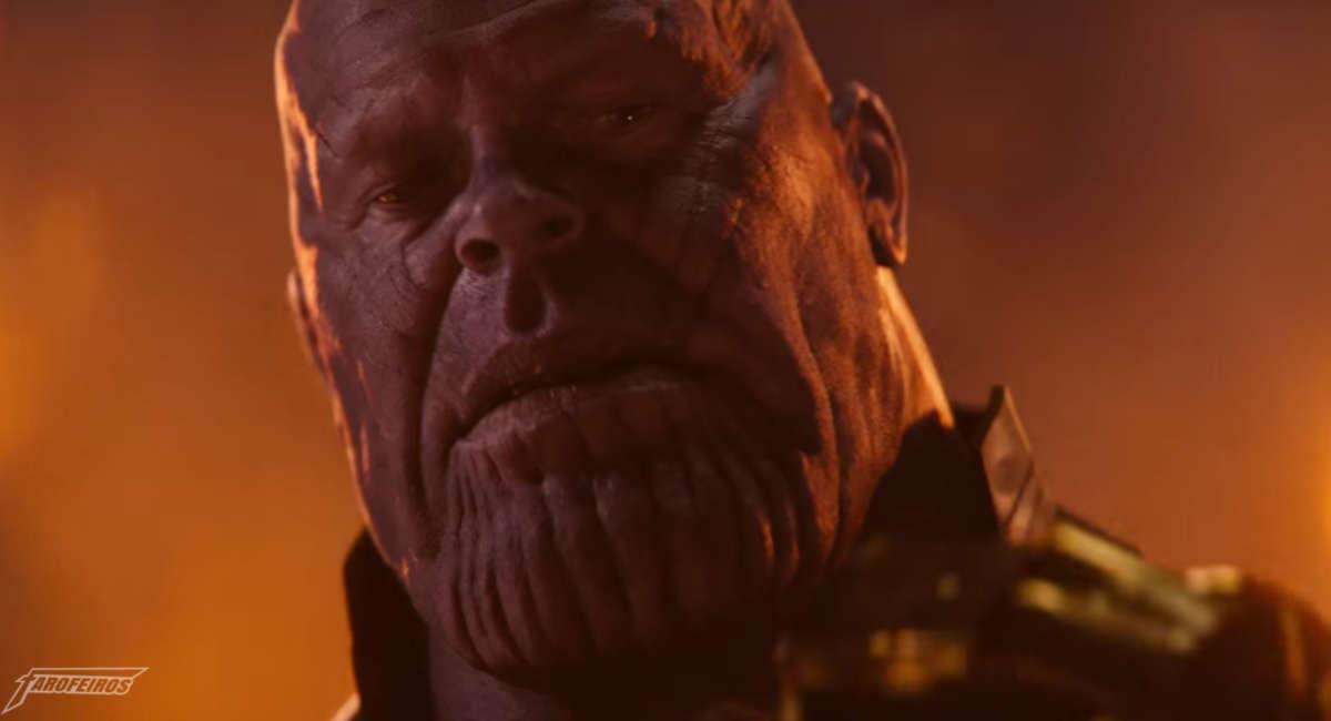 Thanos - Quem morre em Guerra Infinita