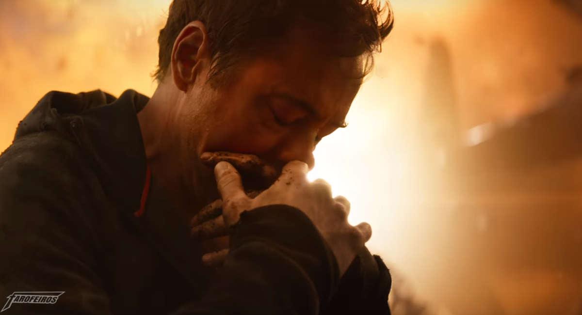 Tony Stark - Quem morre em Guerra Infinita