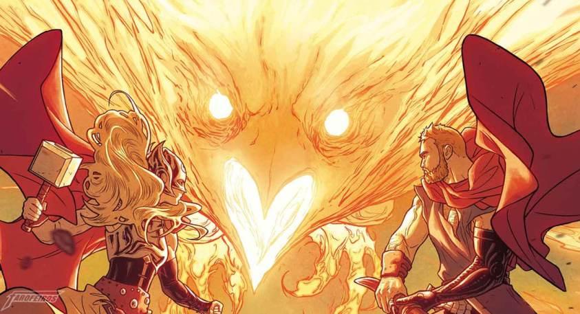 Quem é o mais poderoso da Marvel Comics - Força Fênix - Blog Farofeiros