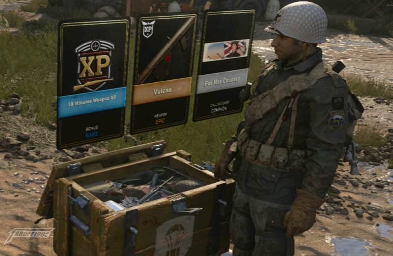 Leis contra Caixas de Itens estão prestes à serem aprovadas - Call of Duty World War II