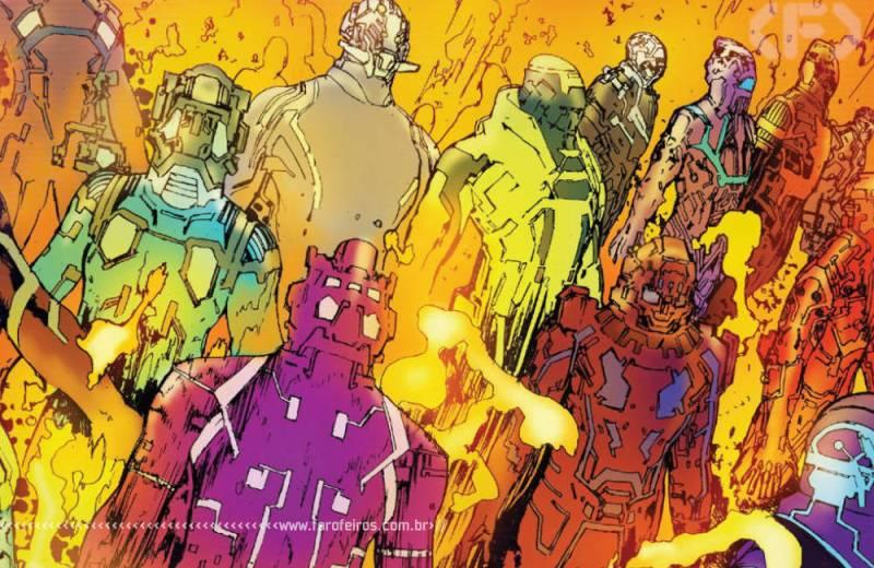 Quem é o mais poderoso da Marvel Comics - Celestiais - 1 - Blog Farofeiros