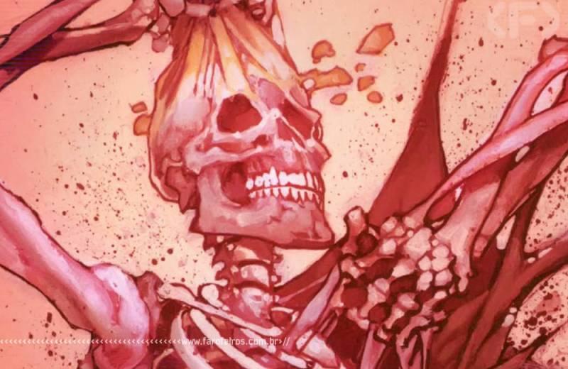 Quem é o mais poderoso da Marvel Comics - Morte - 1 - Blog Farofeiros