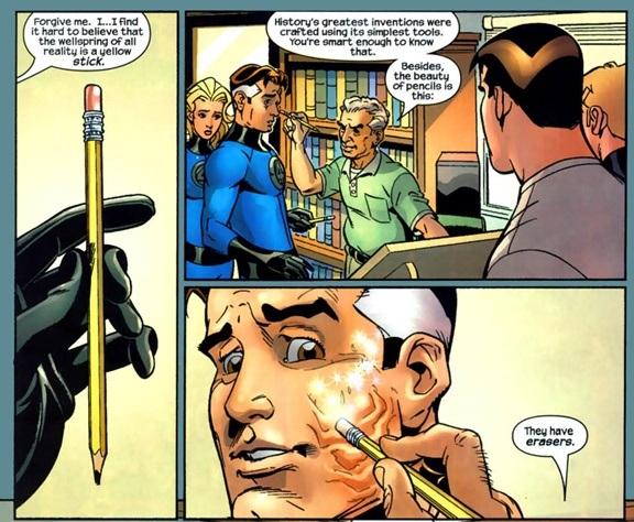 Quem é o mais poderoso da Marvel Comics - O Único Sobre Todos - One Above All - Jack Kirby - Blog Farofeiros
