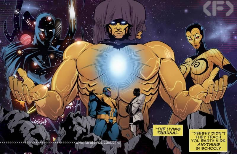Quem é o mais poderoso da Marvel Comics - Tribunal Vivo - 2 - Blog Farofeiros
