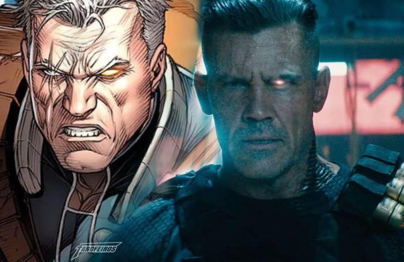 Quem são os membros da equipe de Deadpool - Deadpool 2 - Cable