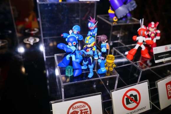 Toy Fair 2018 - Bandai - Megaman 66 Action