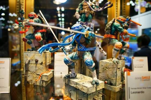 Toy Fair 2018 - Good Smile Company - Tartarugas Ninja