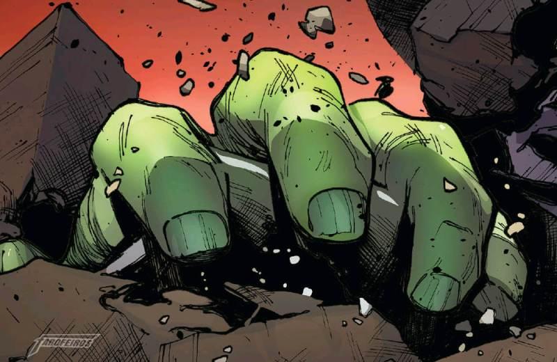A volta do Hulk - Com Bruce Banner