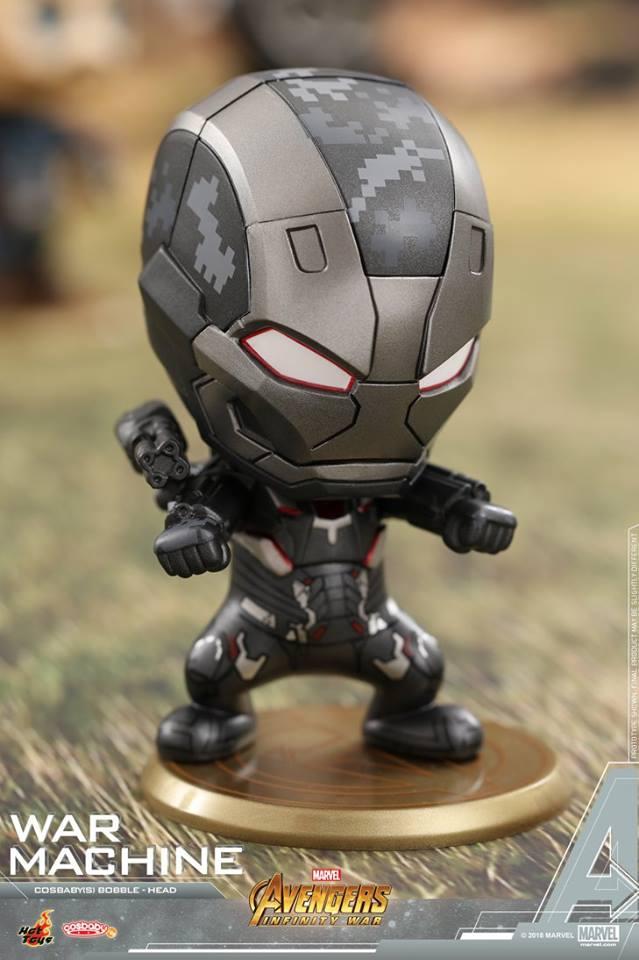 Cosbabys de Guerra Infinita - Máquina de Combate