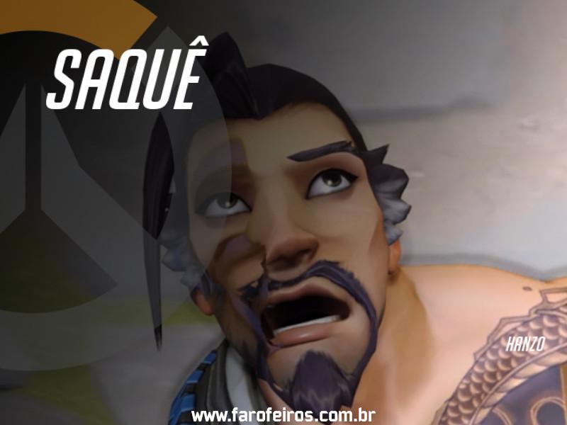 Hanzo - DES Motivação de Overwatch - Blog Farofeiros