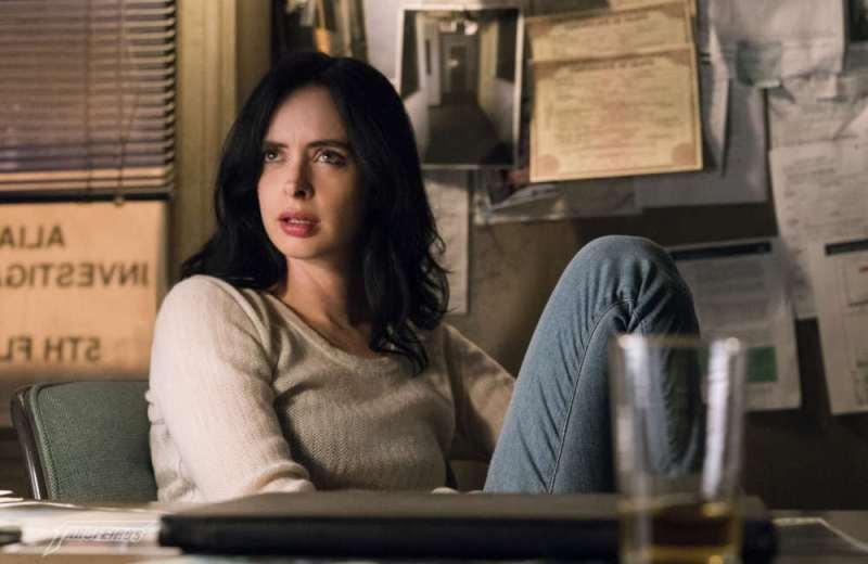 Jessica Jones a Segunda Temporada da Netflix