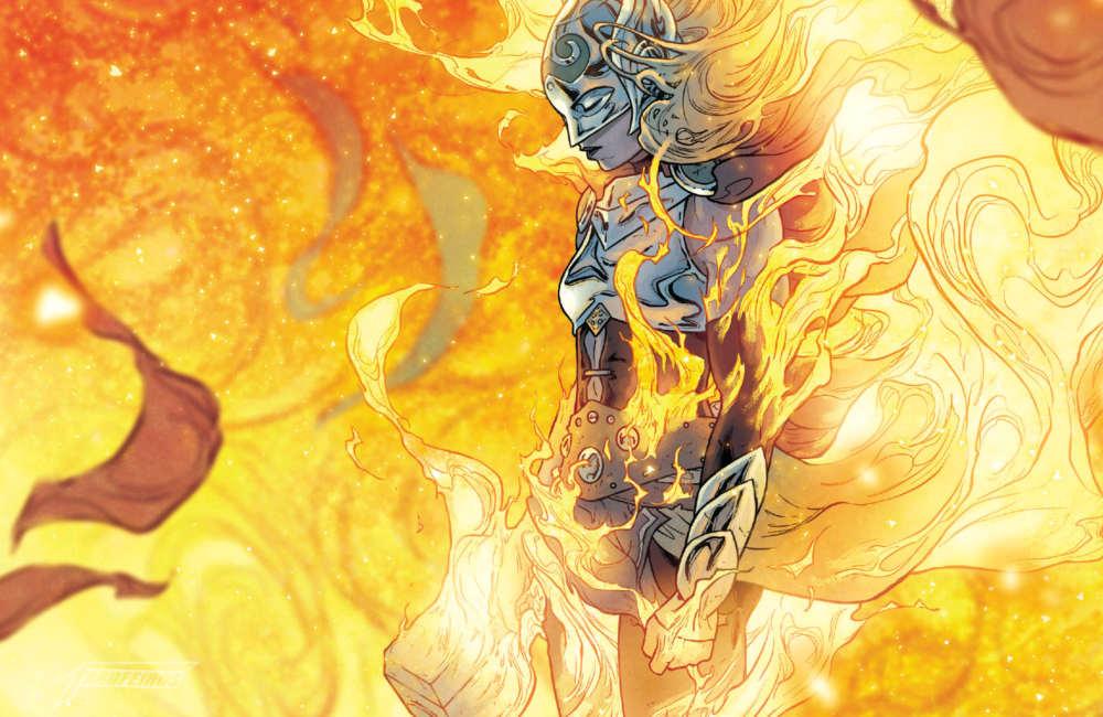 Thor - A morte de Jane Foster