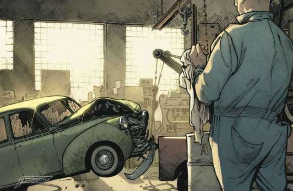 Action Comics #1000 - O carro que Superman destruiu - Blog Farofeiros