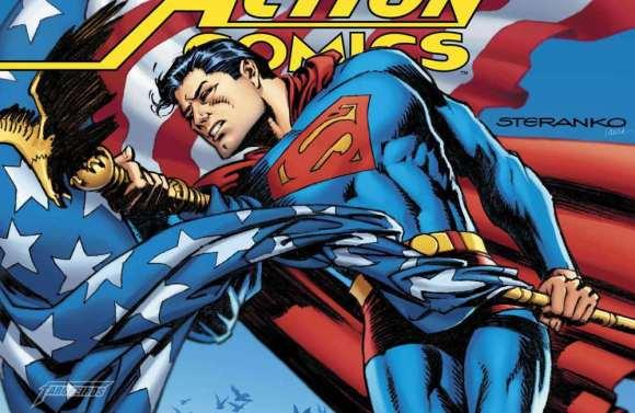 Action Comics #1000 - Superman de Steranko