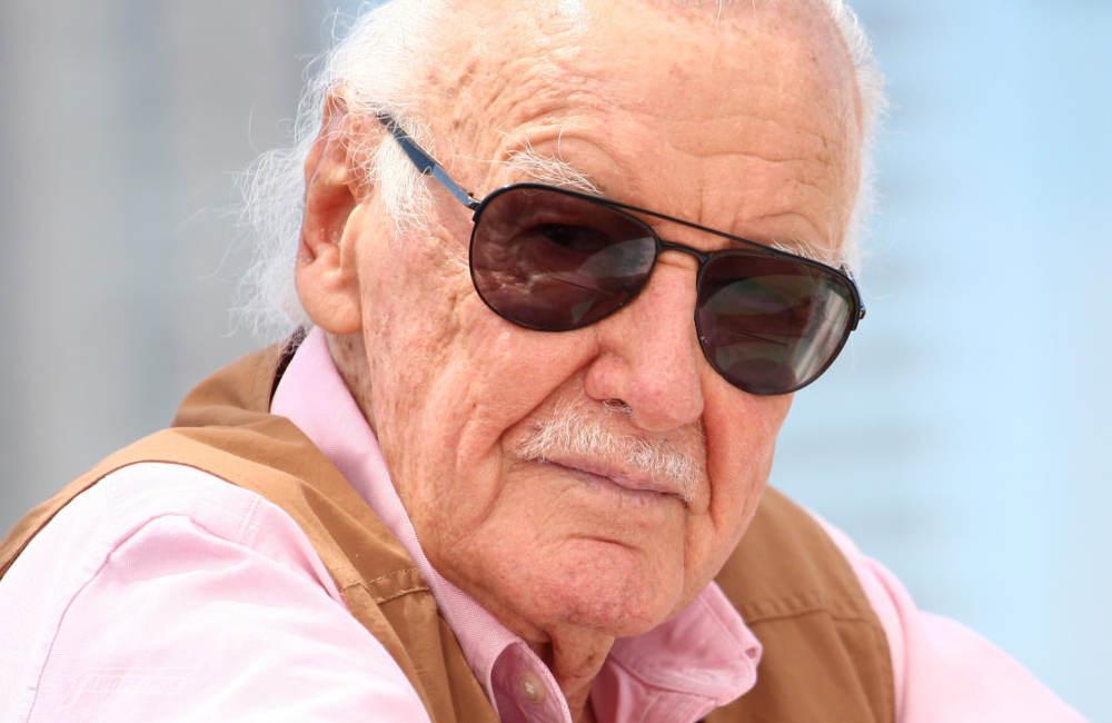 Stan Lee não está feliz