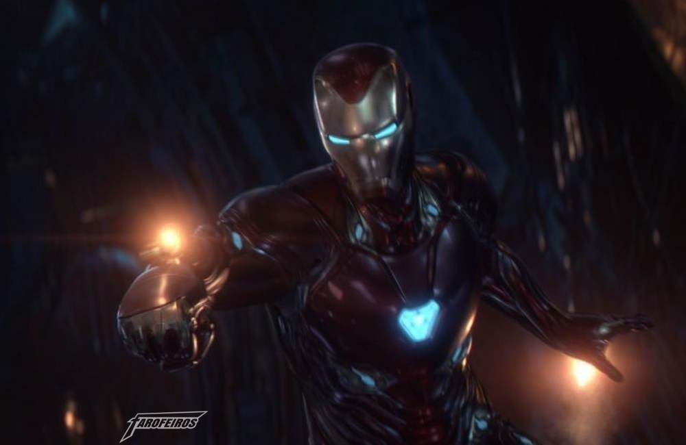 O que acontece depois de Guerra Infinita - 5 - Homem de Ferro