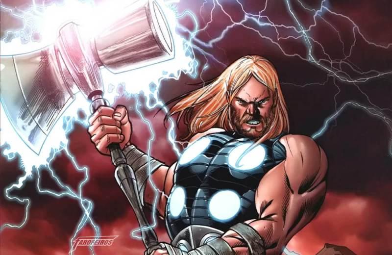 Rompe Tormenta o novo martelo de Thor em Guerra Infinita - Mjolnir Universo Ultimate - Blog Farofeiros