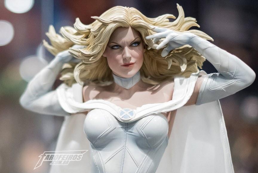 O melhor de colecionáveis na SDCC 2018 - Rainha Branca - White Queen