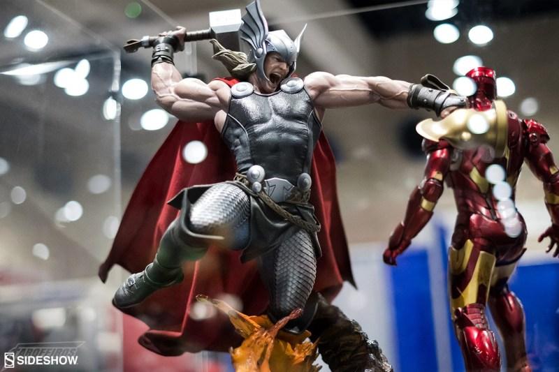 O melhor de colecionáveis na SDCC 2018 - Sideshow - Thor