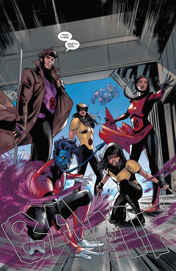 X-Men Red é melhor do que imaginei