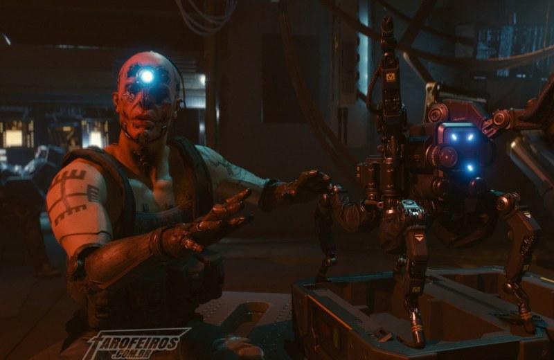 Cyberpunk 2077 - Primeiro gameplay de Cyberpunk 2077 - Blog Farofeiros Com Br