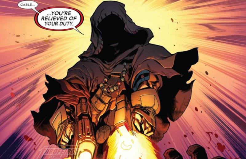 Mataram o Cable - Extermination - Extermínio - X-Men - Marvel Comics - Cable - FAROFEIROS COM BR