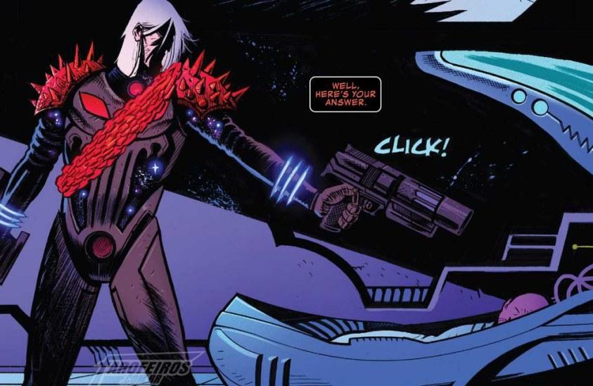 Motoqueiro Fantasma Cósmico - Frank Castle - Thanos - Blog Farofeiros