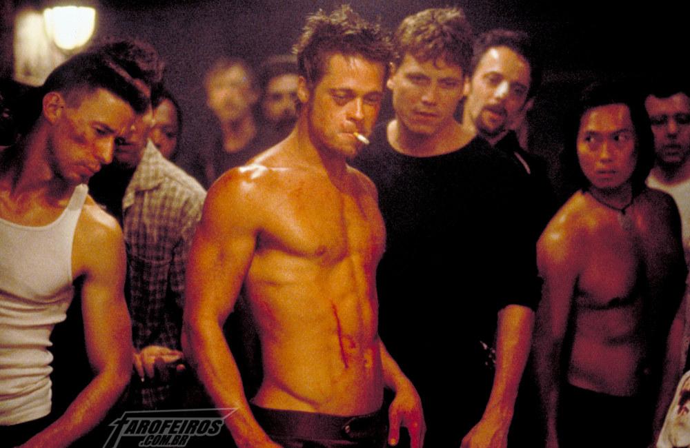 Clube da Luta - Blog Farofeiros - Brad Pitt - Tyler Durden - 01