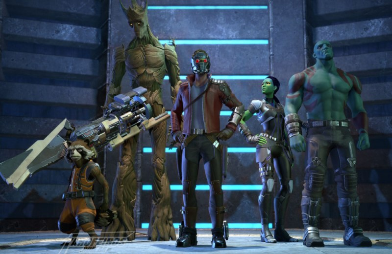O que aconteceu com a Telltale Games - Guardians of the Galaxy - Blog Farofeiros