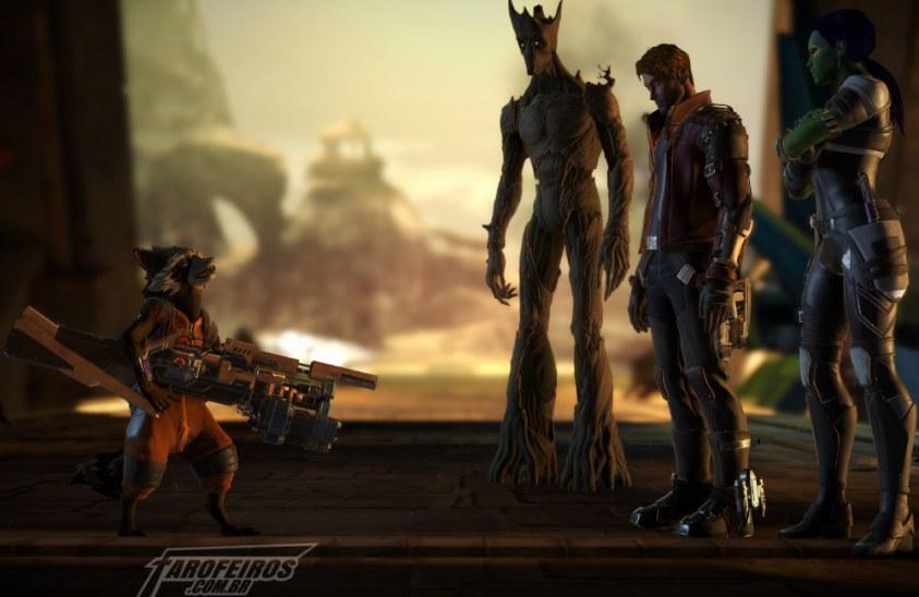 O que aconteceu com a Telltale Games - Guardians of the Galaxy - Blog Farofeiros