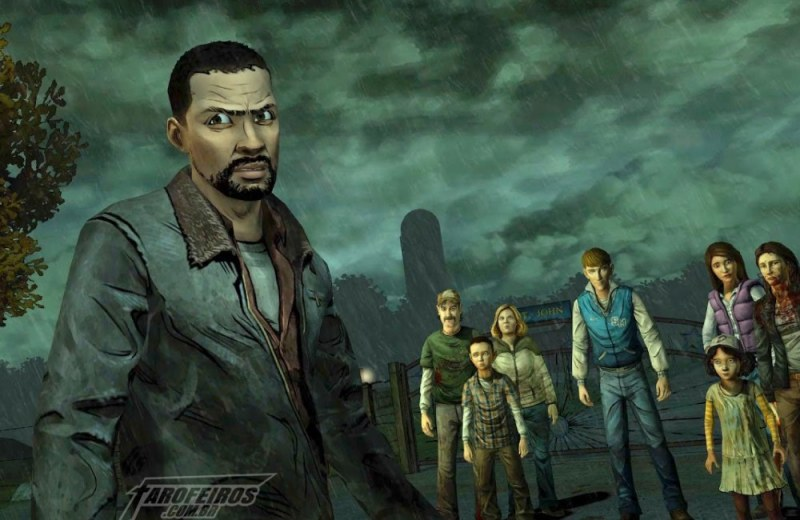 O que aconteceu com a Telltale Games - The Walking Dead - Blog Farofeiros - 03