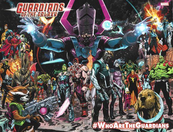Quem são os Guardiões - Guardiões da Galáxia - Marvel - Who are the guardians - Blog Farofeiros