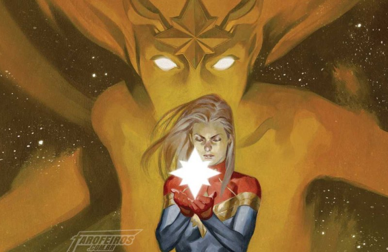A nova origem da Capitã Marvel - The Life of Captain Marvel - Blog Farofeiros