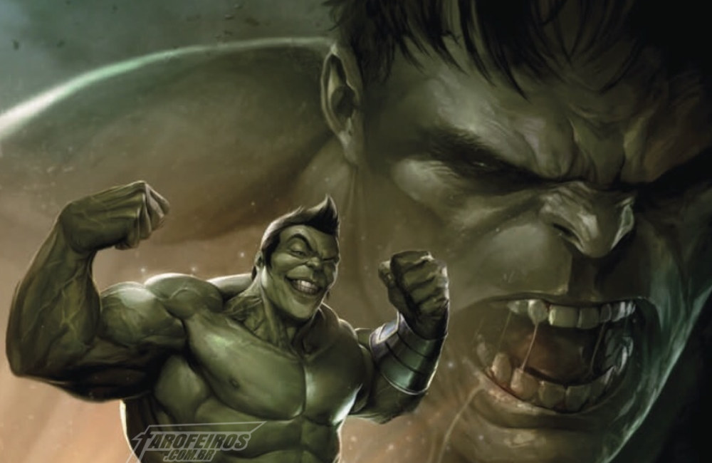 Hulk - Amadeus Cho ou Bruce Banner - Blog Farofeiros