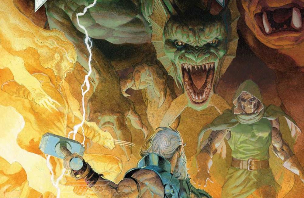 O início do fim em Thor #6 - Capa - Blog Farofeiros - 00