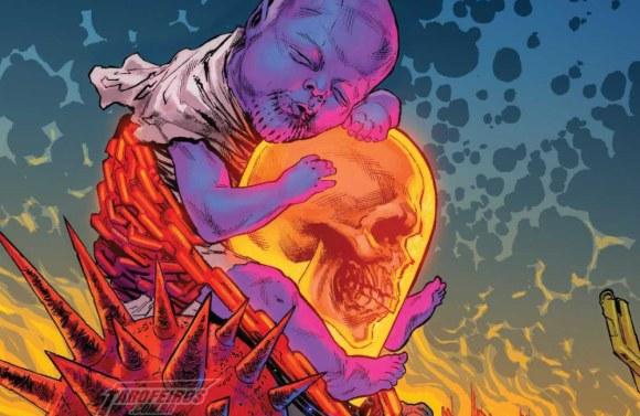 Thanos Justiceiro - Motoqueiro Fantasma Cósmico - Marvel Comics - Blog Farofeiros