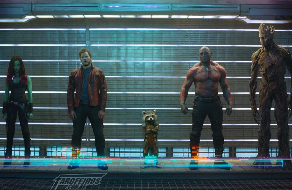 Guardiões da Galáxia - Blog Farofeiros