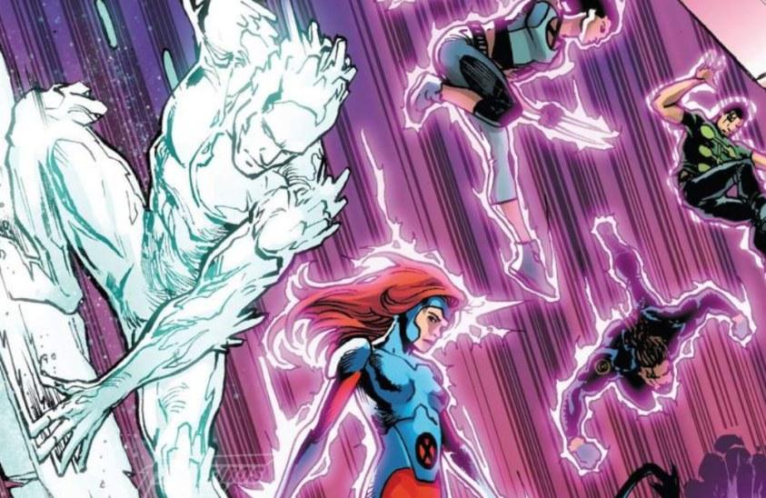 Novos Cavaleiros do Apocalipse - Uncanny X-Men #3 - Marvel Comics - Blog Farofeiros