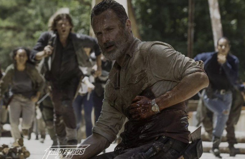O destino de Rick Grimes em The Walking Dead - Blog Farofeiros