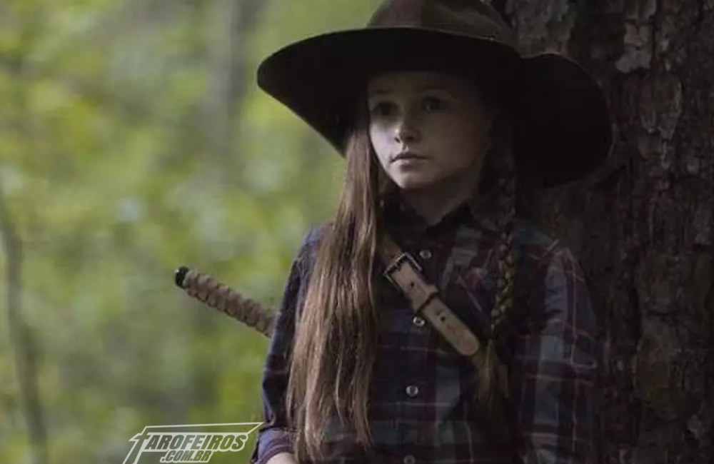 O destino de Rick Grimes em The Walking Dead - Judith Grimes - Blog Farofeiros