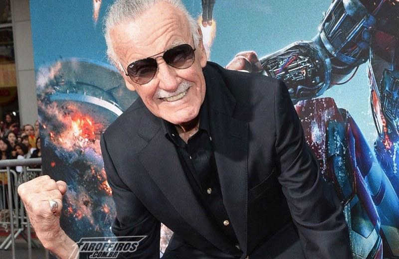 Stan Lee morreu - Blog Farofeiros