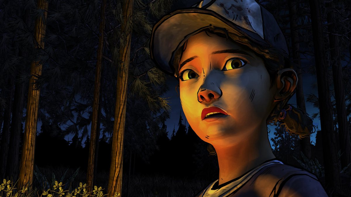The Walking Dead Season 2 - Clementine - Telltale - Blog Farofeiros