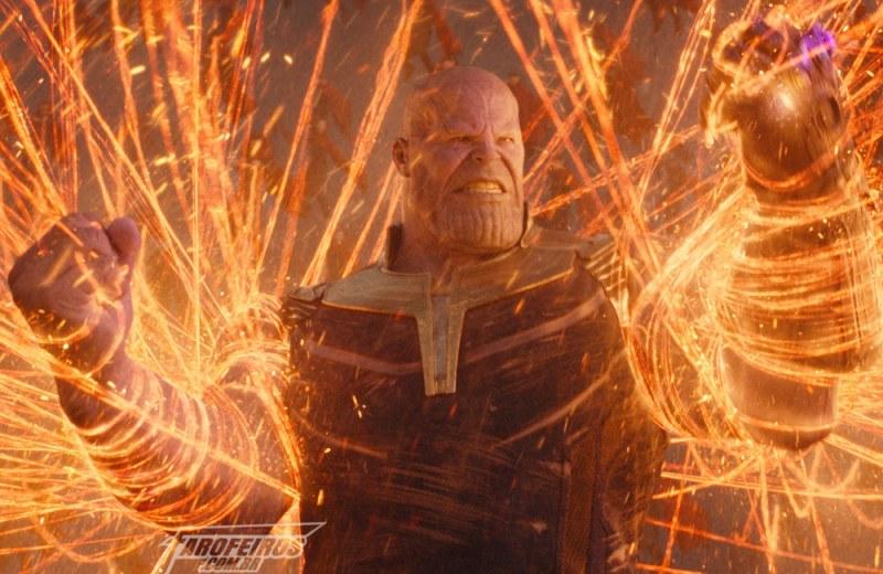 Vingadores Guerra Infinita - A Dizimação de Thanos - Blog Farofeiros