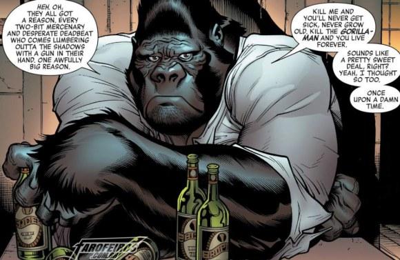 Homem Gorila - Avengers #12 - Blog Farofeiros