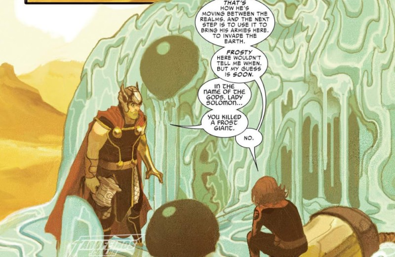 Thor #9 - Blog Farofeiros