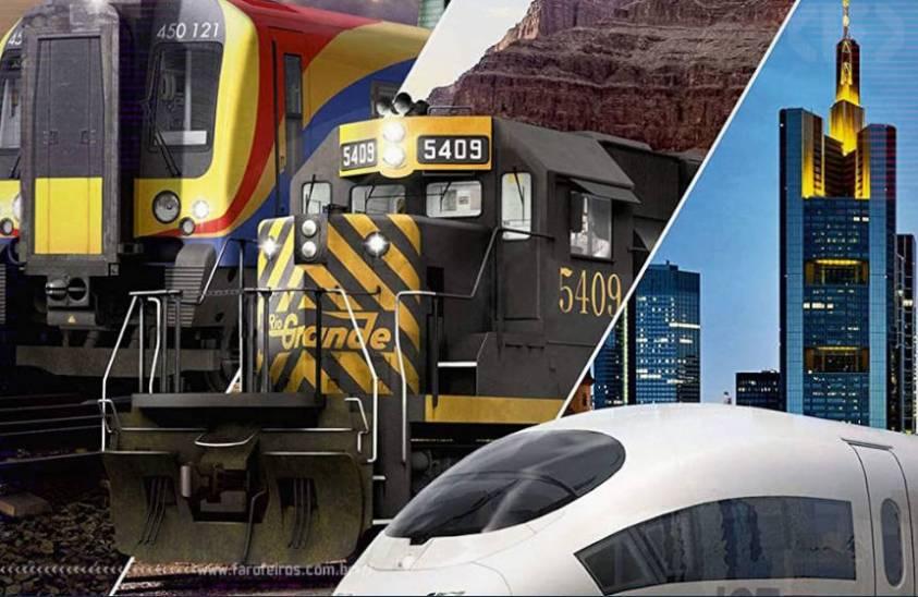 Qual é o jogo mais caro da Steam - Train Simulator - Steam - Blog Farofeiros