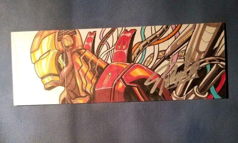 Vale a pena comprar na Iron Studios Fine Arts - Upper Deck autografado por Stan Lee - Blog Farofeiros